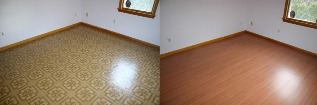 Laminate Flooring Before And After Laplounge