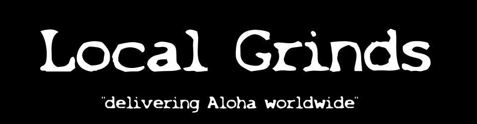 Localgrinds.com delivering hawaiian foods worldwide