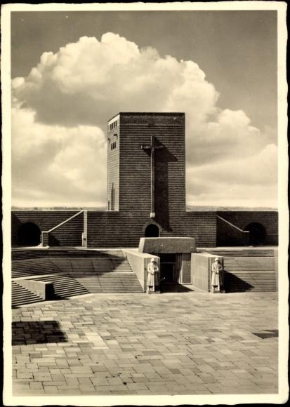 Eingangsturm - Tannenberg Denkmal (Mitte)