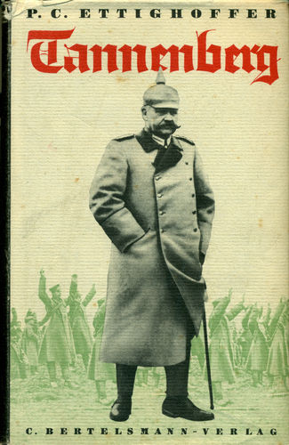 Tannenberg - Book published in the 1930 and 1940s