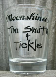 Moonshiners Shot Glass