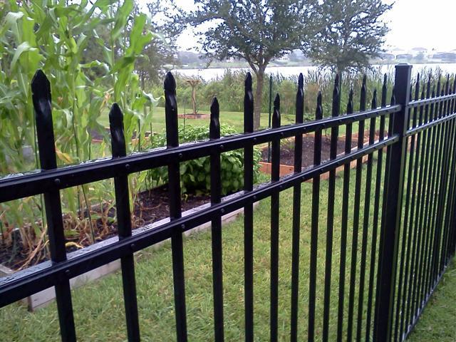 Aluminum Fence Avalon Park