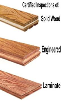 wood flooring inspection