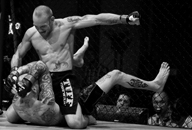 UK MMA Photography by Mark Corpe Fighters in Focus Mixed Martial Arts Fight Photos and Portraits Steve O'Keefe