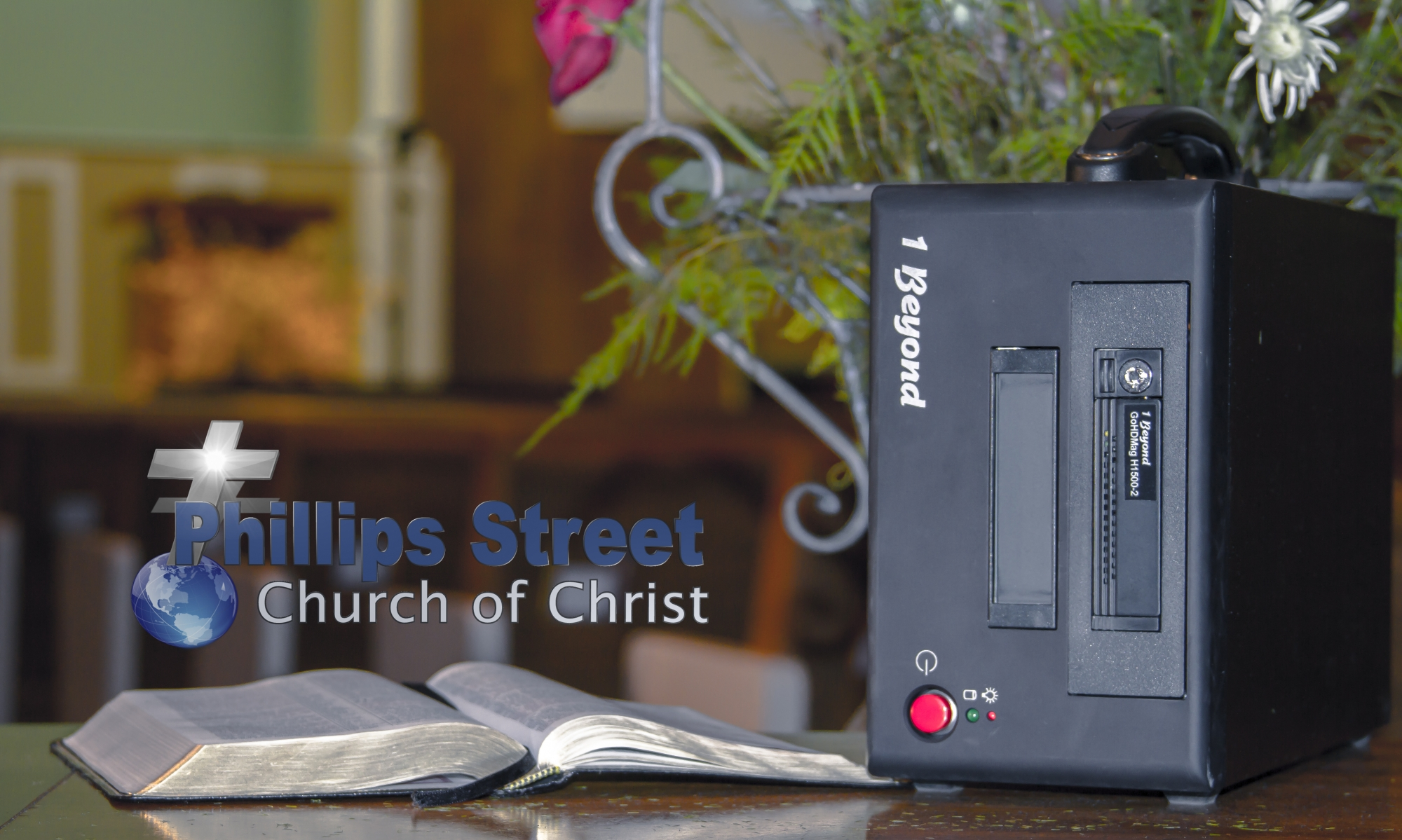 StreamMachine Phillips Street Church