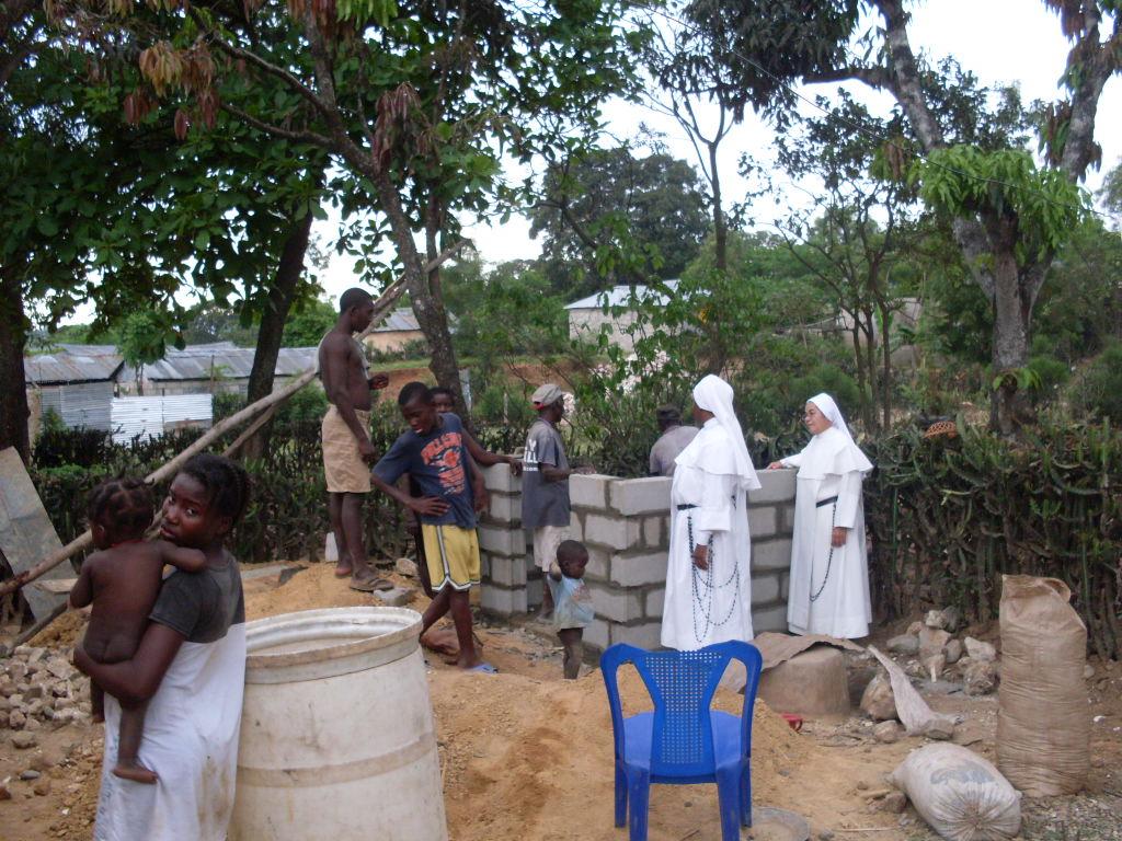 Visitas a las Familias Haití