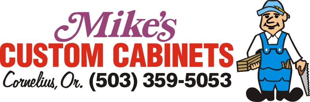 Welcome to Mike's Custom Cabinets Cornelius Oregon