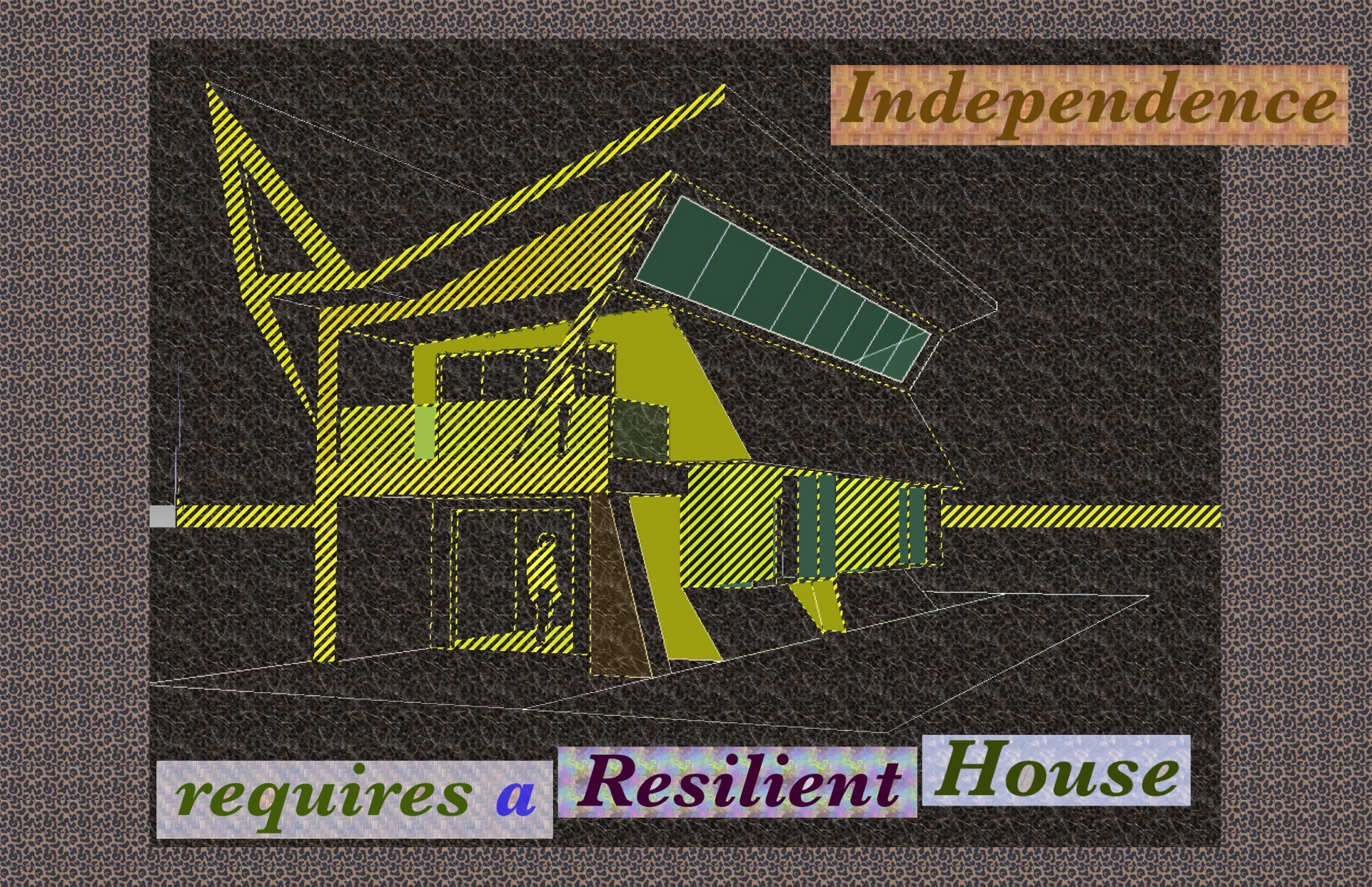 The Self Sustained House 2