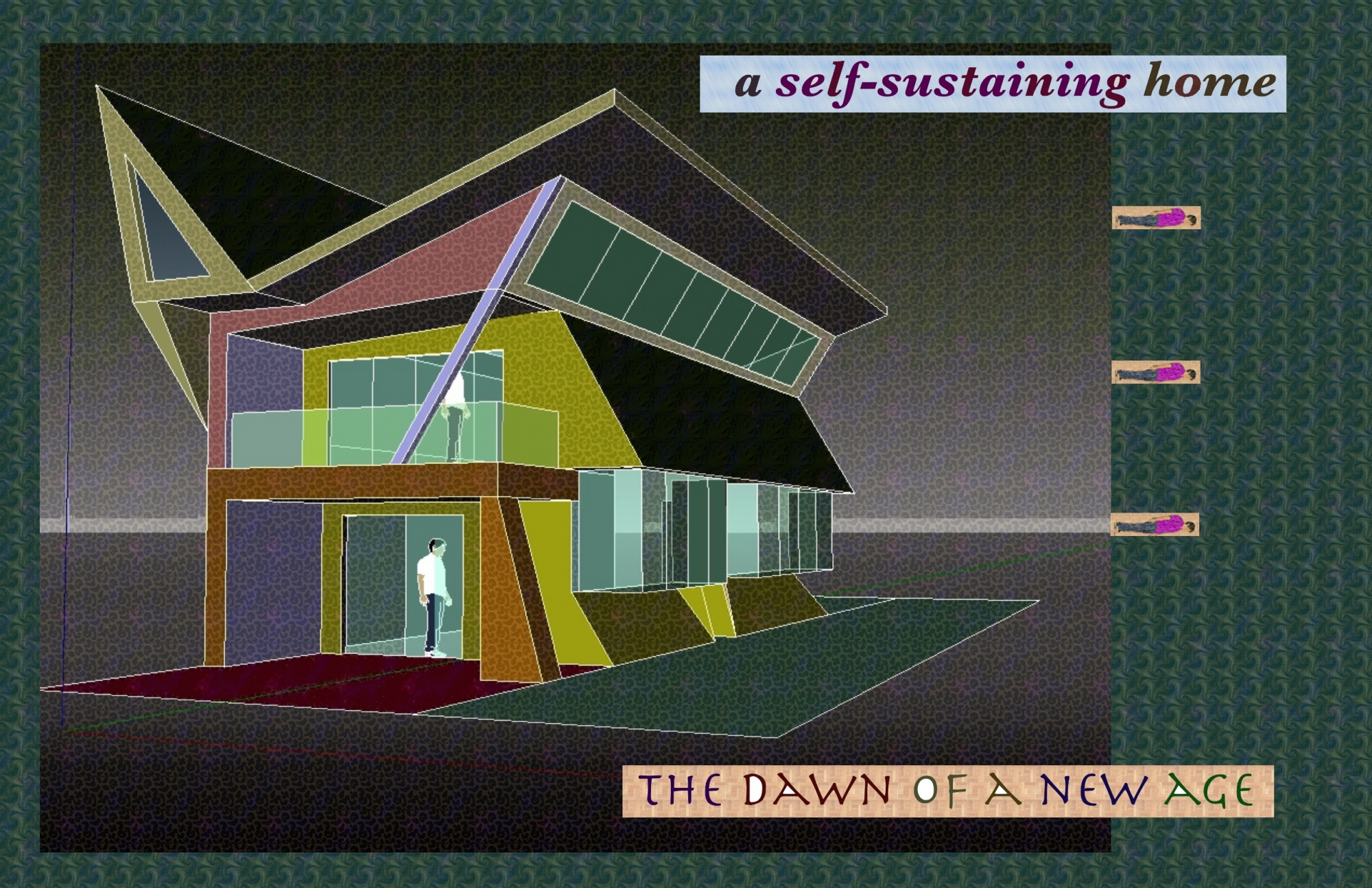 The Self Sustained House 5