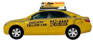 Houston Cab Amp Airport Taxi Checker Yellow Cabs Houston