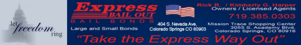 Bail Bonds Colorado Springs