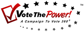Vote the Power! Logo