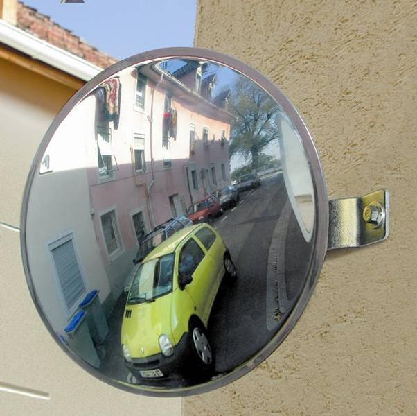 Informaci n espejos convexos for Espejo esferico convexo