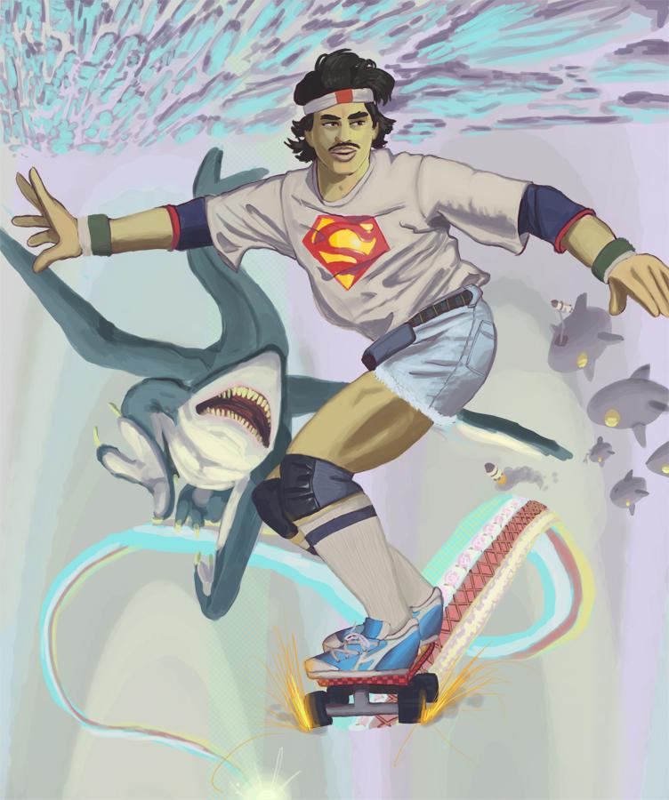 Defiant Superhero of the 5th Dimension