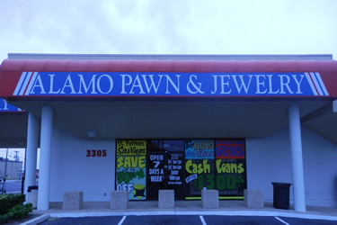 alamo pawn jewelry wurzbach rd in san antonio texas
