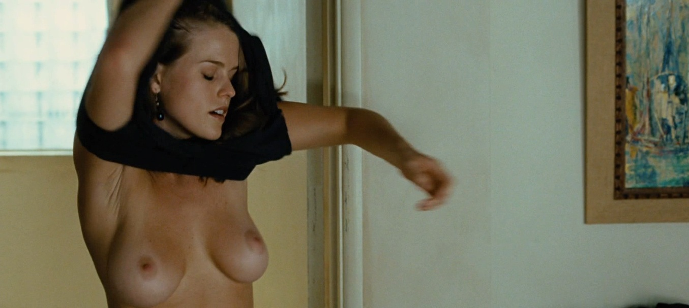 Alice Eve topless