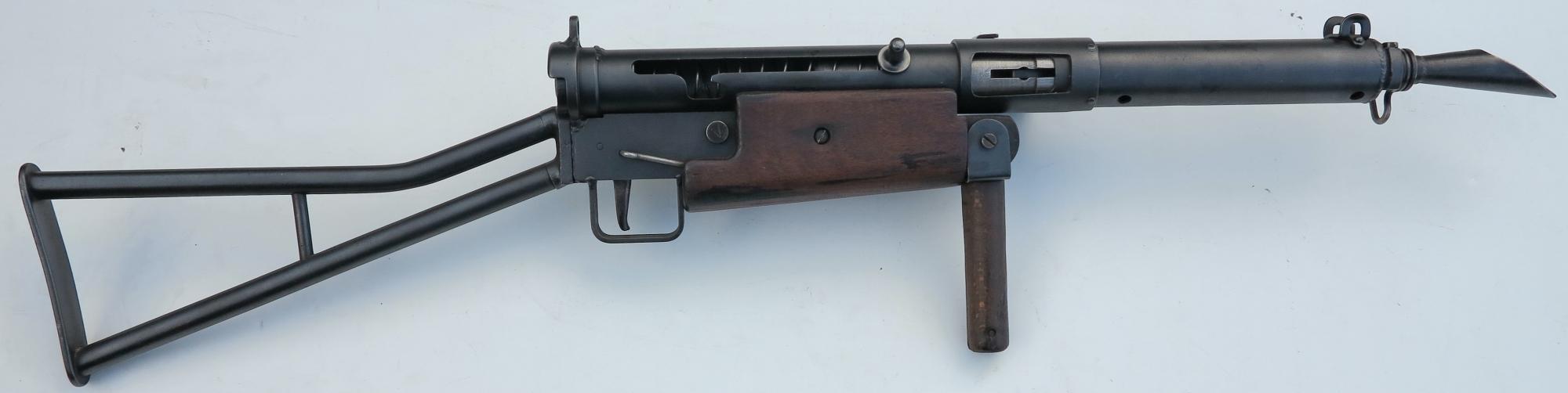 Kết quả hình ảnh cho The Mk. 1 Sten Gun
