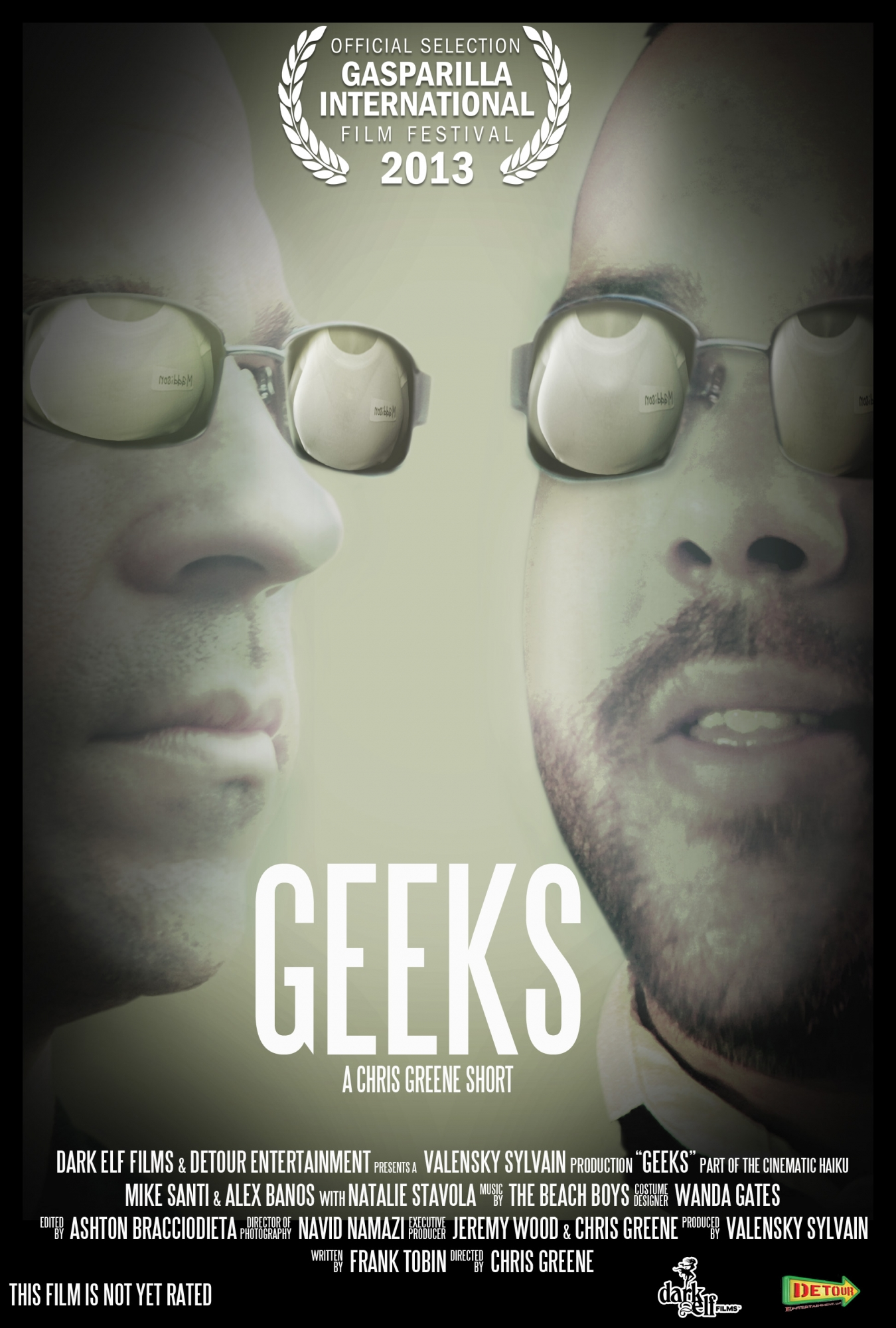 GEEKS Poster