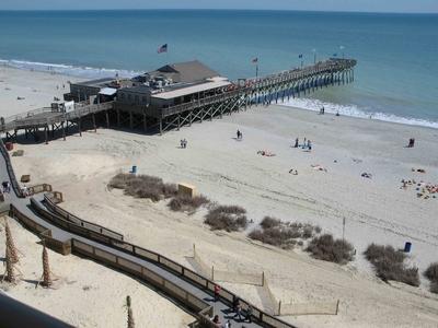 Holiday Pavilion Beachfront Condo Myrtle Beach