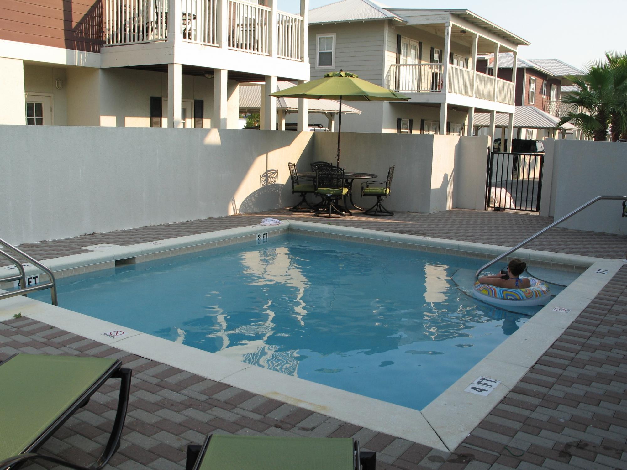 Vacation Al Beach House Amenities