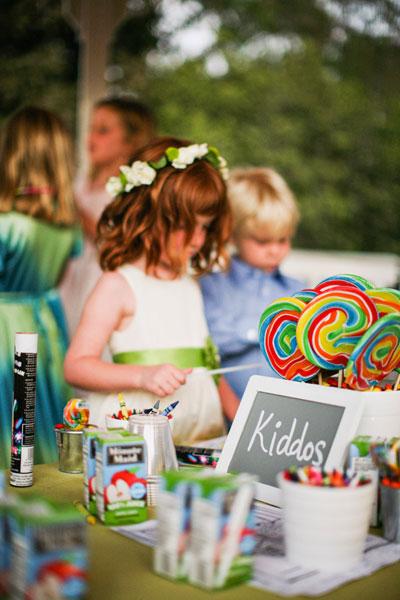 Kids At Your Wedding Children Attend Destination With Babysitter
